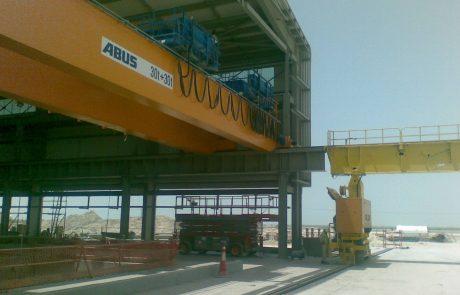 Cranes in Aluminium Industries1