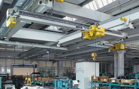 Cranes in Electrical Industries1