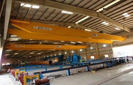 Cranes in Paper factories1
