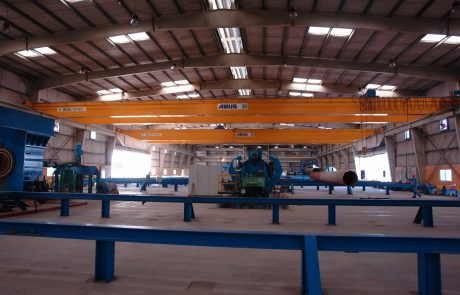 Cranes in Paper factories4