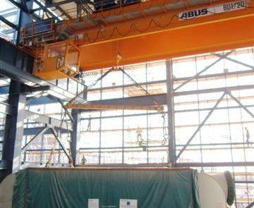 Cranes in Power Generation 1