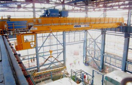 Cranes in Power Generation 2