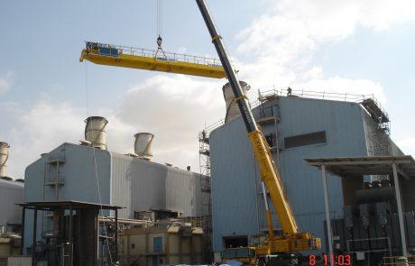 Cranes in Power Generation 4