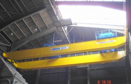 Cranes in Power Generation 9