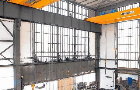 Cranes in Ship Building8
