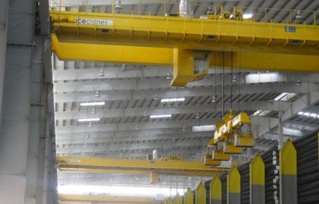 Cranes in Steel Mills1