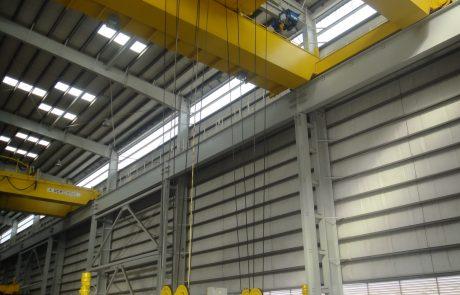Cranes in Steel Mills10