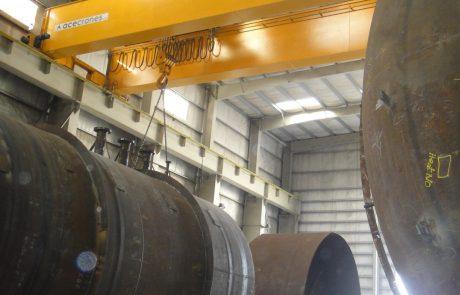 Cranes in Steel Mills11