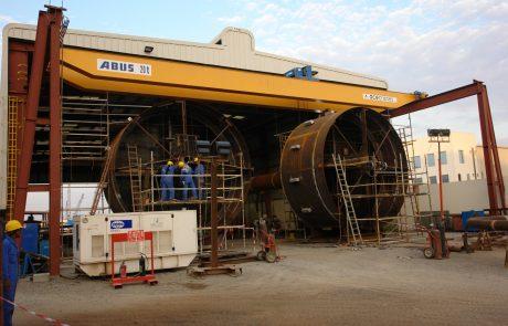 Cranes in Steel Mills12