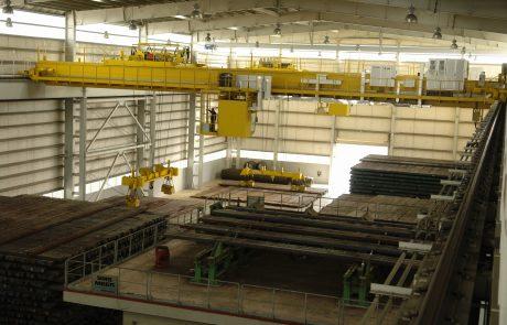 Cranes in Steel Mills13