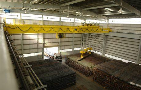 Cranes in Steel Mills14