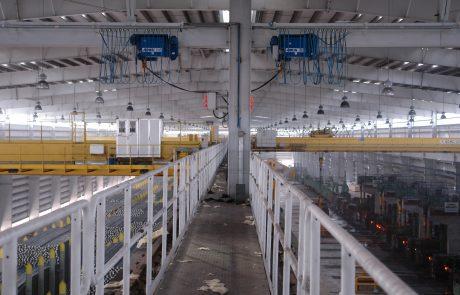 Cranes in Steel Mills16