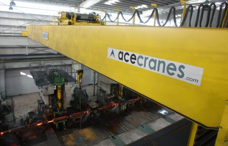 Cranes in Steel Mills19