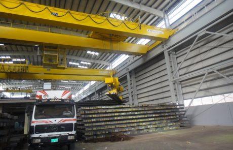 Cranes in Steel Mills2