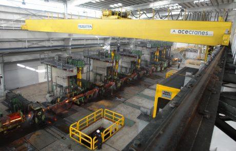 Cranes in Steel Mills20