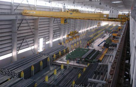 Cranes in Steel Mills21