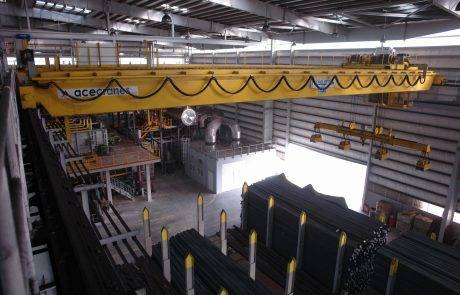 Cranes in Steel Mills22