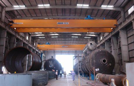 Cranes in Steel Mills24