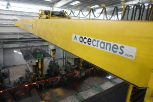 Cranes in Steel Mills3