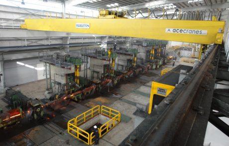 Cranes in Steel Mills4