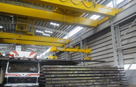 Cranes in Steel Mills7