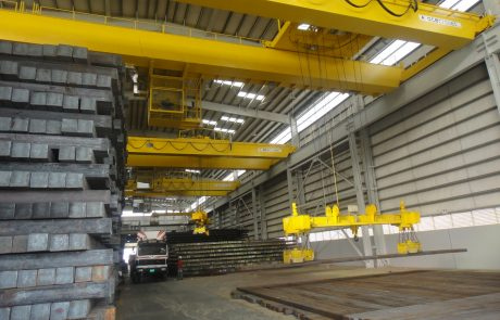 Cranes in Steel Mills9