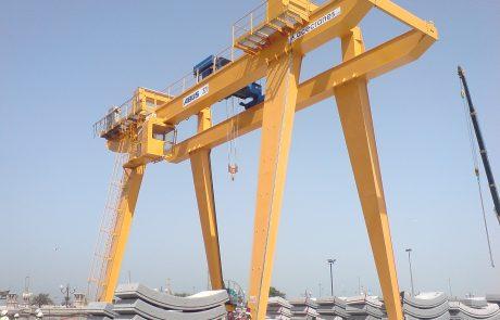 Cranes in pre cast concrete11