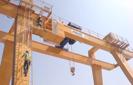 Cranes in pre cast concrete12