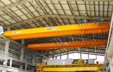 Cranes in pre cast concrete14