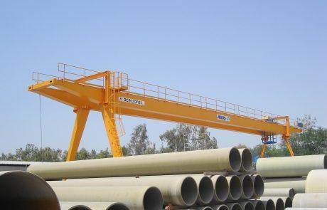 Cranes in pre cast concrete18