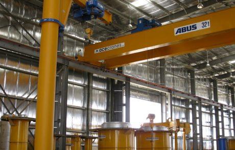 Cranes in pre cast concrete4
