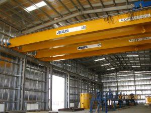 Cranes in pre cast concrete5