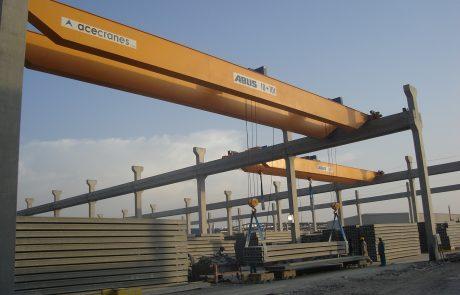 Cranes in pre cast concrete7