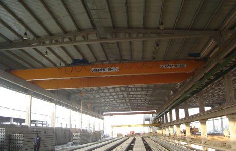 Cranes in pre cast concrete8