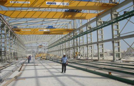 Double Girder Crane Ace Cranes Dubai