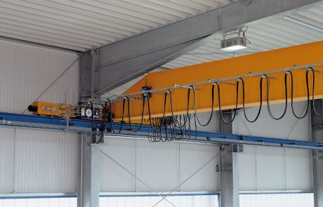 Single Girder Crane Ace Cranes Dubai10