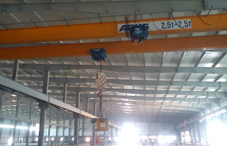 Single Girder Crane Ace Cranes Dubai8