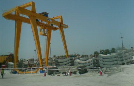 Tunnelling Cranes Ace Cranes Dubai1