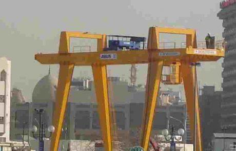 Tunnelling Cranes Ace Cranes Dubai4