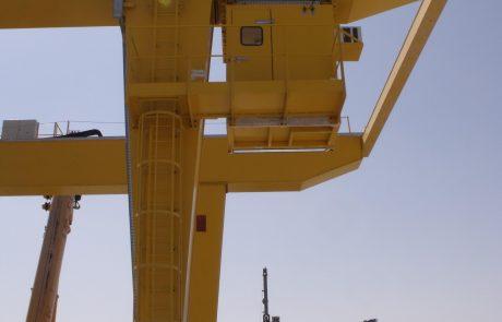 Tunnelling Cranes Ace Cranes Dubai5