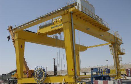 Tunnelling Cranes Ace Cranes Dubai6