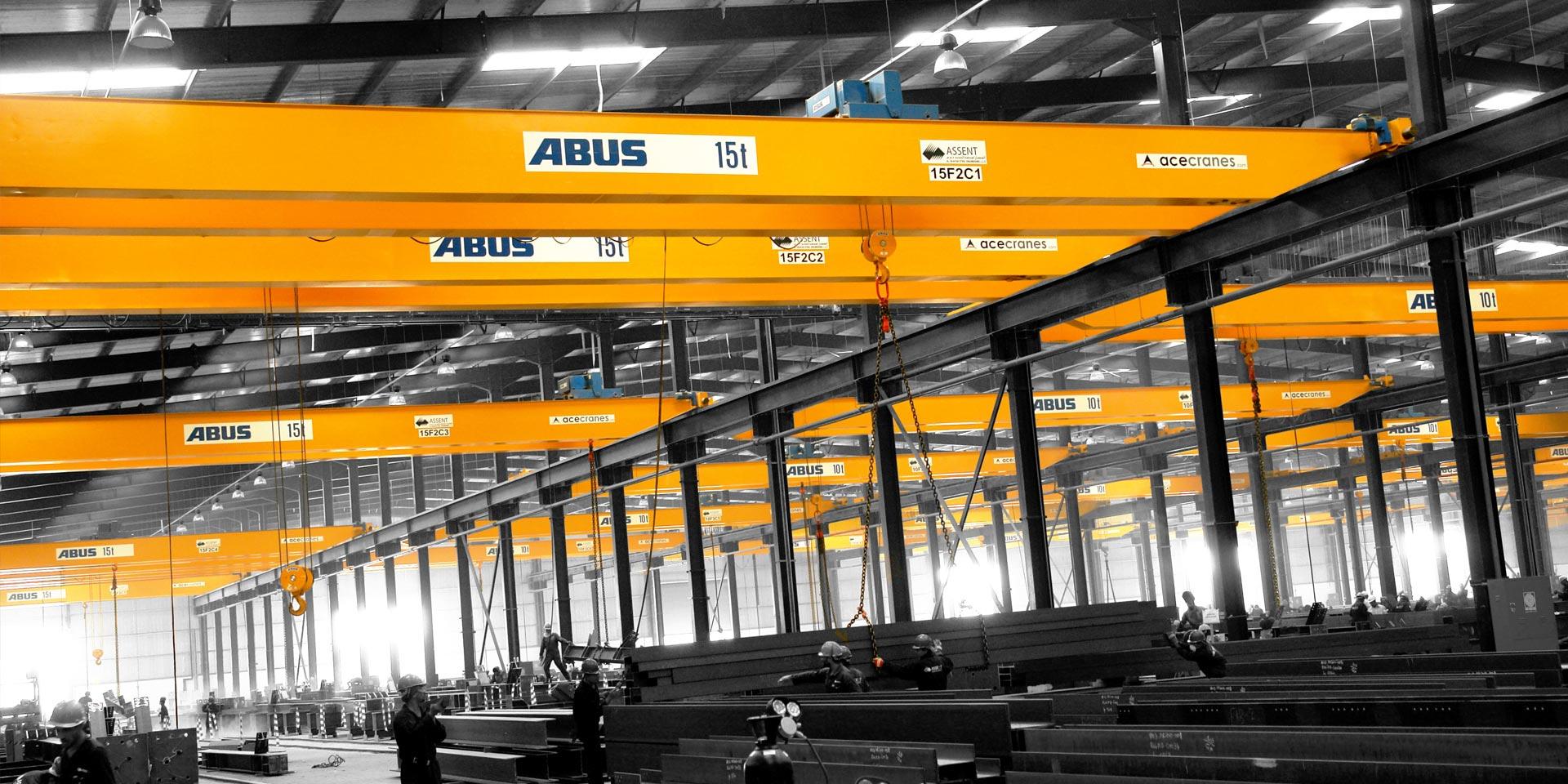Overhead-Cranes-ABUS-Cranes-