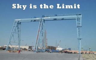 Goliath Cranes in UAE