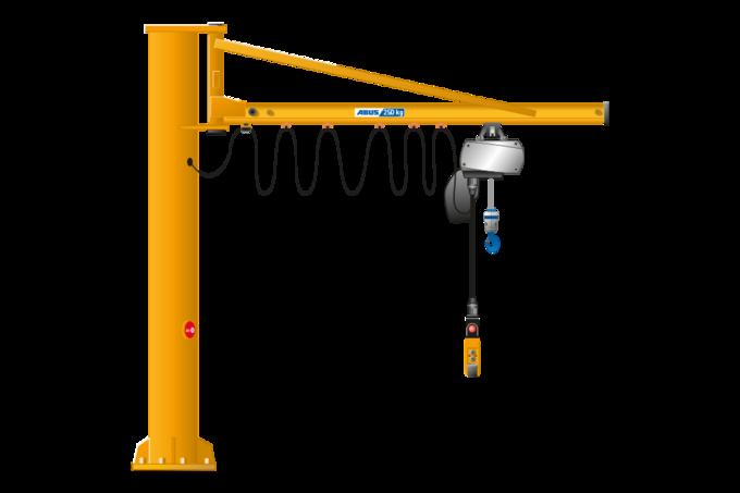 pillar-jib-crane-ls_manufacturing-in-uae