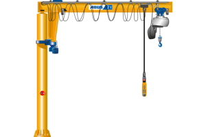 pillar-jib-crane-vs-maufacturing-in-uae