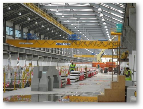 Ace Cranes used in one of the largest Aluminium Smelters